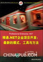 精通.NET企业项目开发:最新的模式、工具与方法