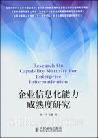 企业信息化能力成熟度研究