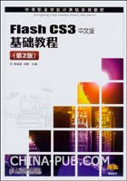 Flash CS3中文版基础教程(第2版)