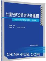 计量经济分析方法与建模:EViews应用及实例(第3版)(数量经济学系列丛书)