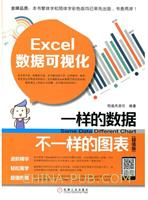Excel数据可视化――一样的数据不一样的图表(超值版)