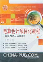 电算会计项目化教程(用友ERP-U872版)