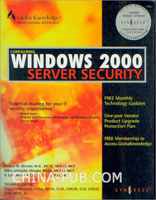 WINDOWS 2000 SERVER SECURITY