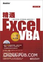 精通Excel VBA(视频精讲版)
