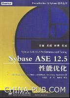 (赠品)Sybase ASE 12.5性能优化