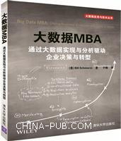 大数据MBA通过大数据实现与分析驱动企业决策与转型(大数据应用与技术丛书)