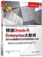 精通OracleREnterprise大数据在Oracle数据库中充分利用R的强大功能