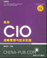 政府CIO战略管理与技术实施