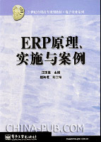 ERP原理、实施与案例[按需印刷]