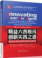 精益六西格玛创新实践之道――高效业务流程改进实战指南