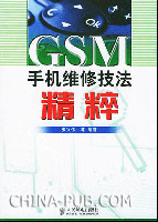 GSM 手机维修技法精粹