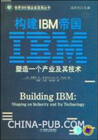 构建IBM帝国:塑造一个产业及其技术
