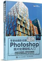 零基础摄影后期调色 Photoshop照片处理轻松入门 云下载全书案例配套素材