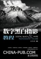 数字黑白摄影教程[按需印刷]