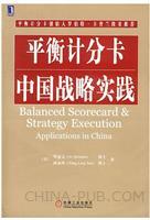 (特价书)平衡计分卡中国战略实践