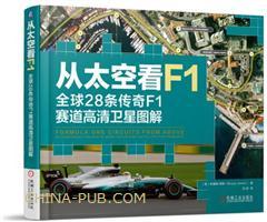 从太空看F1:全球28条传奇F1赛道高清卫星图解