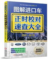 图解进口车正时校对速查大全 2001-2018