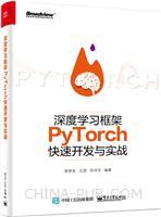 深度学习框架PyTorch快速开发与实战