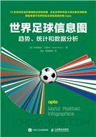 世界足球信息图 趋势 统计和数据分析
