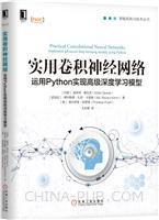 (特价书)实用卷积神经网络:运用Python实现高级深度学习模型