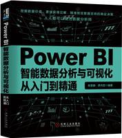(特价书)Power BI智能数据分析与可视化从入门到精通