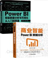 [套装书]商业智能:Power BI数据分析+Power BI智能数据分析与可视化从入门到精通(2册)