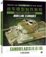 战车模型制作教程:迷彩篇