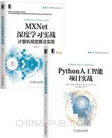 [套装书]Python人工智能项目实战+MXNet深度学习实战(2册)