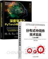 [套装书]分布式中间件技术实战(Java版)+深度学习之PyTorch物体检测实战(2册)