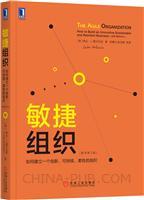 敏捷组织:如何建立一个创新、可持续、柔性的组织(原书第2版)