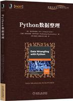 (特价书)Python数据整理