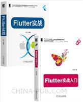 [套装书]Flutter实战入门+Flutter实战(2册)