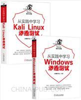 [套装书]从实践中学习Windows渗透测试+从实践中学习Kali Linux渗透测试(2册)