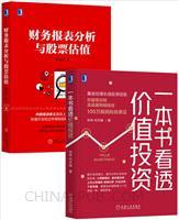 [套装书]一本书看透价值投资+财务报表分析与股票估值(2册)