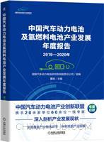 2019-2020年中国汽车动力电池及氢燃料电池产业发展年度报告