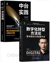 [套装书]数字化转型方法论:落地路径与数据中台+中台实践:数字化转型方法论与解决方案(2册)