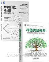 [套装书]标签类目体系:面向业务的数据资产设计方法论+数字化转型路线图:智能商业实操手册(2册)