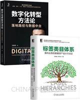 [套装书]标签类目体系:面向业务的数据资产设计方法论+数字化转型方法论:落地路径与数据中台(2册)