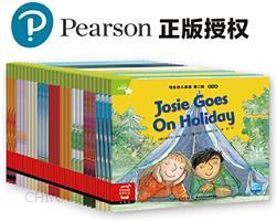 培生幼儿英语第二辑:基础级 (共42册英语绘本,儿童英语分级阅读,百万妈妈口碑力荐)