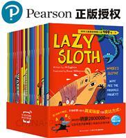 培生儿童英语情境口语400句(下,3-6岁适读,附互动游戏,练习,图文单词表,让孩子边玩边巩固知识点)