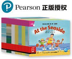 培生幼儿英语第二辑:预备级