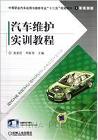 汽车维护实训教程