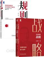 [套装书]王志纲论战略:关键阶段的重大抉择+规则:用规则的确定性应对结果的不确定性(2册)