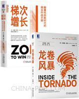 [套装书]龙卷风暴+梯次增长:颠覆性创新时代的商业作战手册(2册)