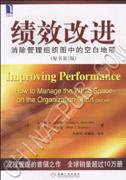 绩效改进:消除管理组织图中的空白地带(原书第2版)[按需印刷]