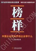 [特价书]榜样:中国企业向世界级企业学什么(畅销书《差距》作者最新研究成果)