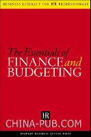 人力资源经理系列--财务和预算(英文原版进口)