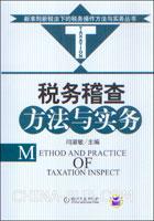税务稽查方法与实务