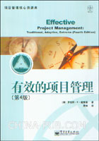 (特价书)有效的项目管理(第4版)