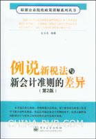 (特价书)例说新税法与新会计准则的差异(第2版)